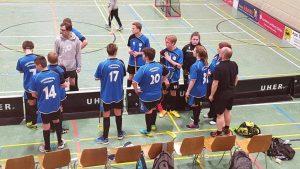 15 - 16 Jahre: Floorball U17 @ Gymnasium, Bgm.-Ertl-Str. 11, Puchheim-Bhf.