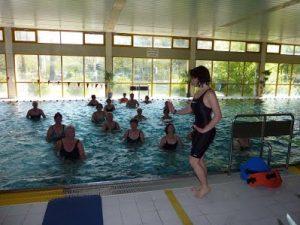 Aqua-Aerobic/Kick (AAK) @ Schwimmbad, Gerner Platz 2, Puchheim-Bhf. | Puchheim | Bayern | Deutschland
