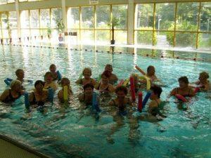 Aqua Fitness @ Schwimmbad, Gerner Platz 2, Puchheim-Bhf. | Puchheim | Bayern | Deutschland