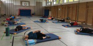 Funktionsgymnastik @ Grundschule Gerner Platz Eingang vorübergehend über Rotwandstraße | Puchheim | Bayern | Deutschland