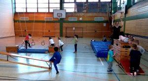 Kinderturnen @ Sportzentrum Bgm.-Ertl-Str. 1 Puchheim-Bhf., | Puchheim | Bayern | Deutschland
