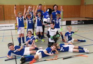 09 - 10 Jahre: Floorball U11 @ Sportzentrum Sportzentrum, Bgm.-Ertl-Str. 1, Puchheim-Bhf. | Puchheim | Bayern | Deutschland