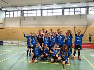13 - 14 Jahre: Floorball U15 @ Laurenzer Sporthalle, Mitterlängstr. 8, Puchheim-Ort | Puchheim | Bayern | Deutschland