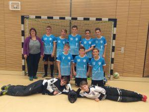 15 - 16 Jahre: Floorball U17 @ Laurenzer Sporthalle, Mitterlängstr. 8, Puchheim-Ort | Puchheim | Bayern | Deutschland