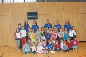 4. Turnabzeichen für Kinder (3-8 Jahren) @ Laurenzer Halle, Mitterlängstr. 8, Puchheim-Ort | Puchheim | Bayern | Deutschland