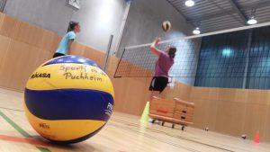 12 - 18 Jahre: Volleyball-Mixed-Mannschaft @ Laurenzer Sporthalle, Mitterlängstr. 8, Puchheim-Ort | Puchheim | Bayern | Deutschland