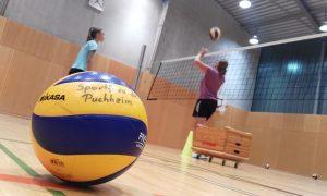 Volleyball Mixed-Mannschaft 12 - 18 Jahre @ Laurenzer Sporthalle Mitterlängstr. 8 Puchheim-Ort | Puchheim | Bayern | Deutschland