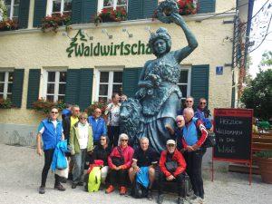 Gemütliche Tagesradtour zur Waldwirtschaft Großhesselohe @ Am Grünen Markt, Puchheim-Bhf. (Maibaum)