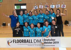 Floorball U15 / U17 Mädels @ Laurenzer Sporthalle Mitterlängstr. 8 Puchheim-Ort | Puchheim | Bayern | Deutschland