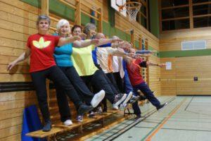 Gleichgewichtsstärkung @ Sportzentrum | Puchheim | Bayern | Deutschland
