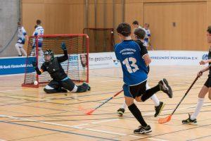 Floorball U17 Jungs @ Laurenzer Sporthalle Mitterlängstr. 8 Puchheim-Ort | Puchheim | Bayern | Deutschland