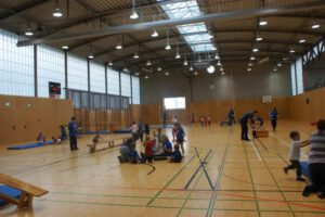 5.Turnabzeichen für Kinder von 3-8 Jahren entfällt auf Grund von Corona @ Laurenzer Sporthalle | Puchheim | Bayern | Deutschland
