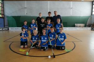 9 - 10 Jahre: Floorball U11 @ Laurenzer Sporthalle | Puchheim | Bayern | Deutschland